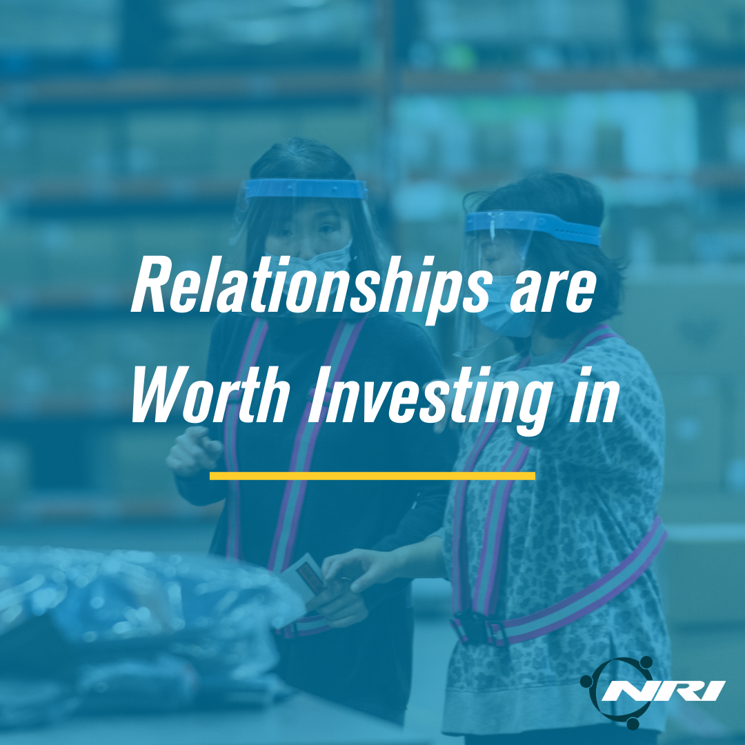 NRI Core Value Relationships are Worth Investing in