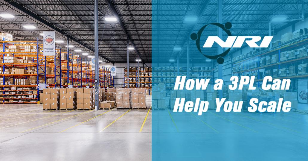 NRI warehouse montreal